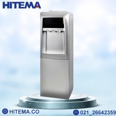 آبسردکن 3 شیر هیتما (نقره ای)