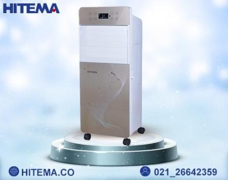 کولر آبی پرتابل سرمایشی و گرمایشی هیتما (طلایی)